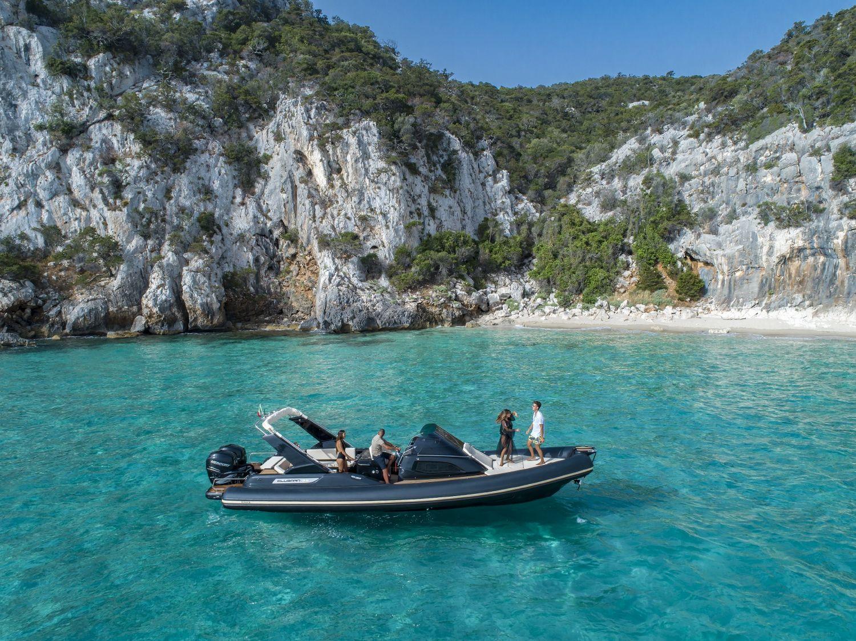 excursions bateau dans le golfo di orosei en Sardaigne